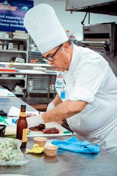 Chef Paul Kerner earns prestigious designation