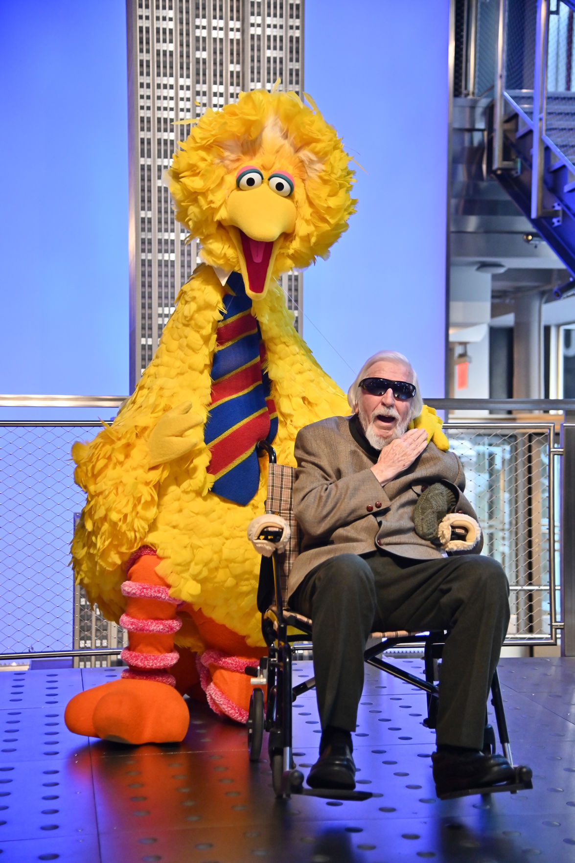 Puppeteer behind Big Bird dies at 85