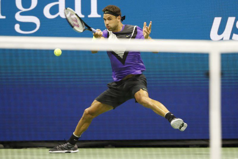 Dimitrov ousts Federer at US Open