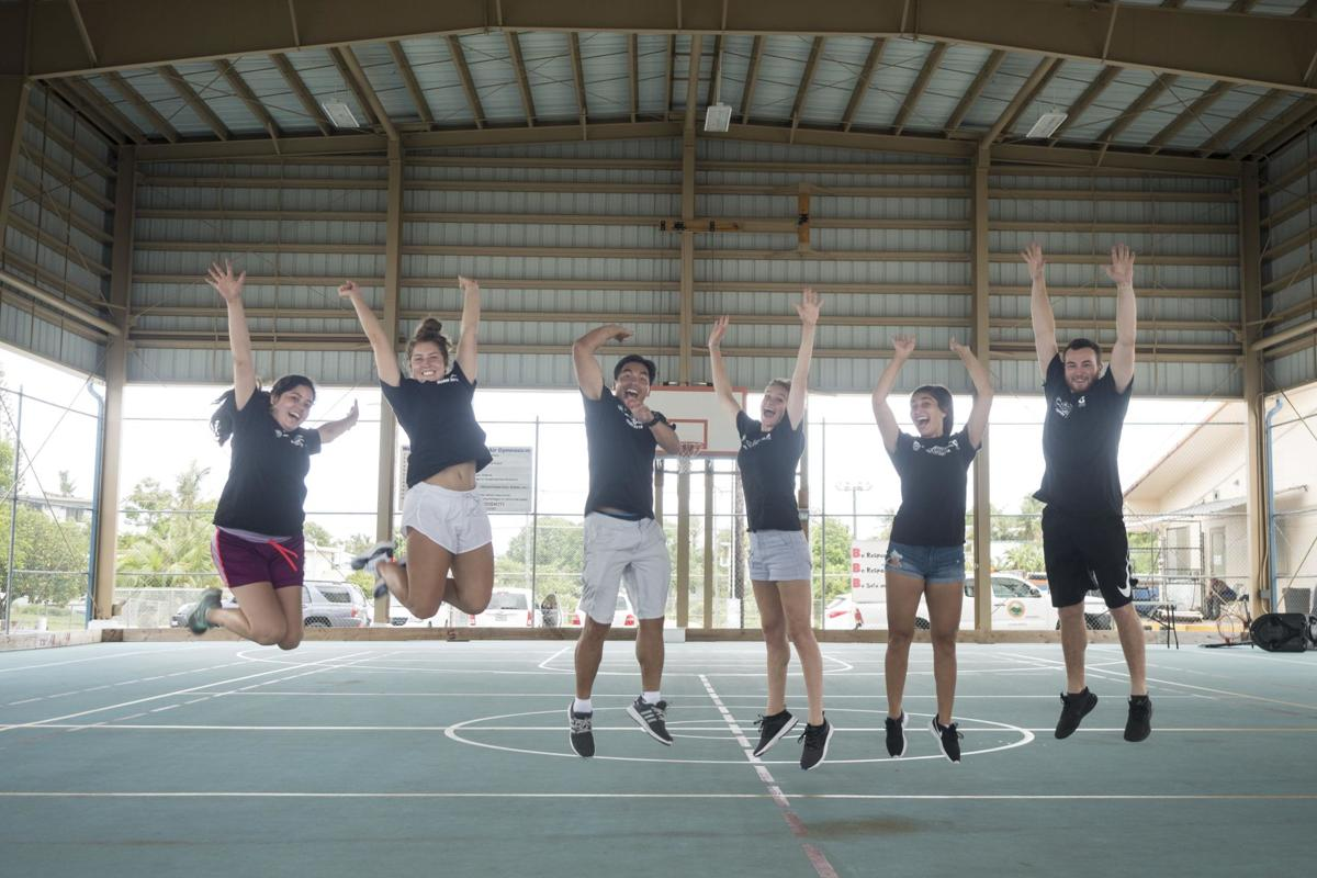 Service learning provides mainland students real Guam experience
