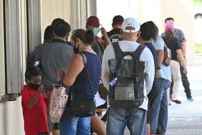 Jobless claims down to $7.7M