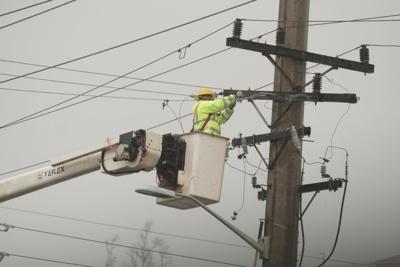 GPA crews continue restoring power service