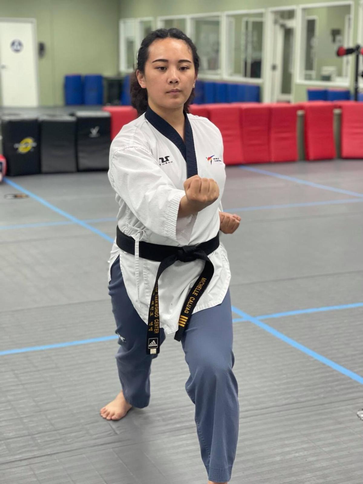 Caluag: Taekwondo tournament wins were a team effort