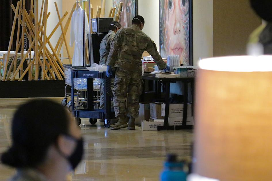 Governor asks Supreme Court of Guam to acknowledge local government's authority to quarantine