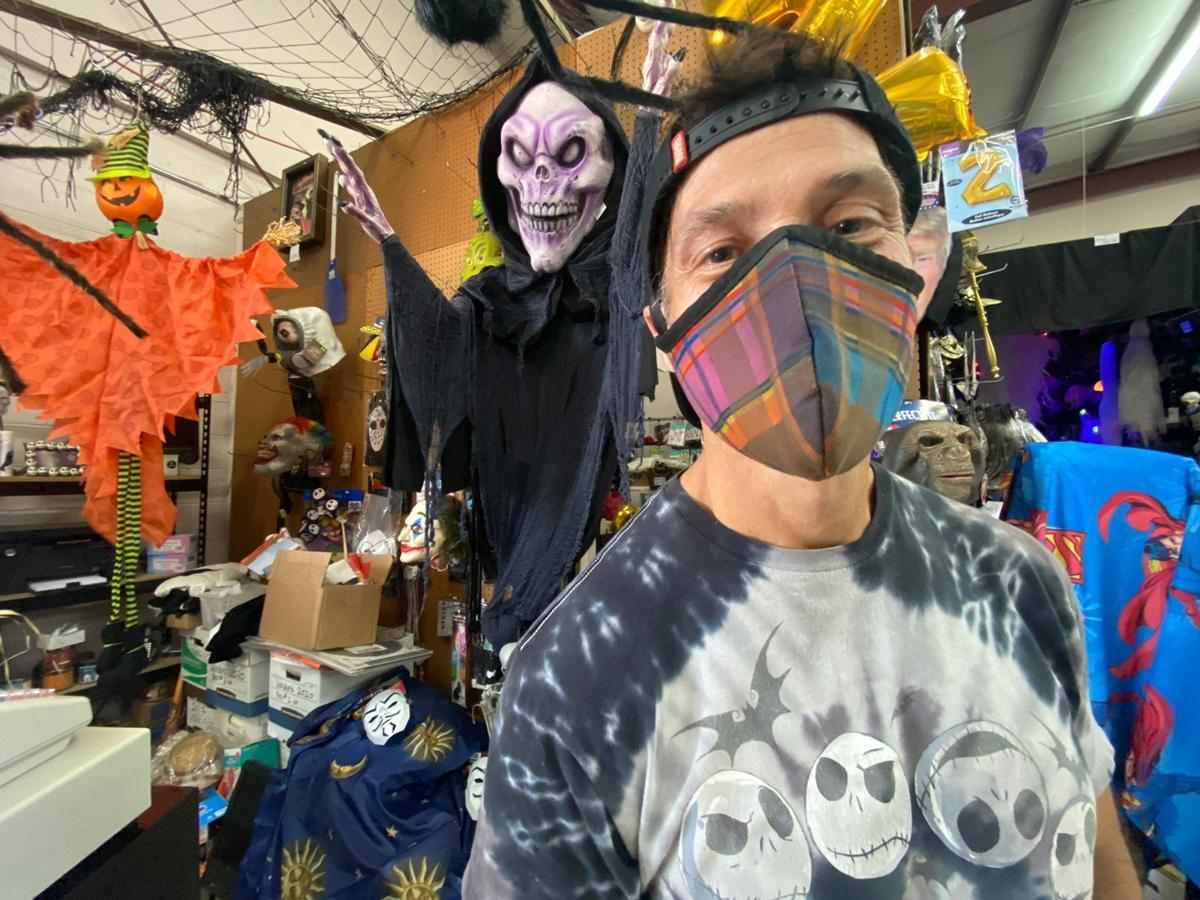 Halloween 2021 is expected to be low-key, intimate, but consumers are still buying