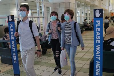 Korean Air: Crew member tests positive for virus