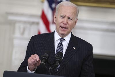 Biden: All US adults to be eligible for COVID-19 vaccine by April 19