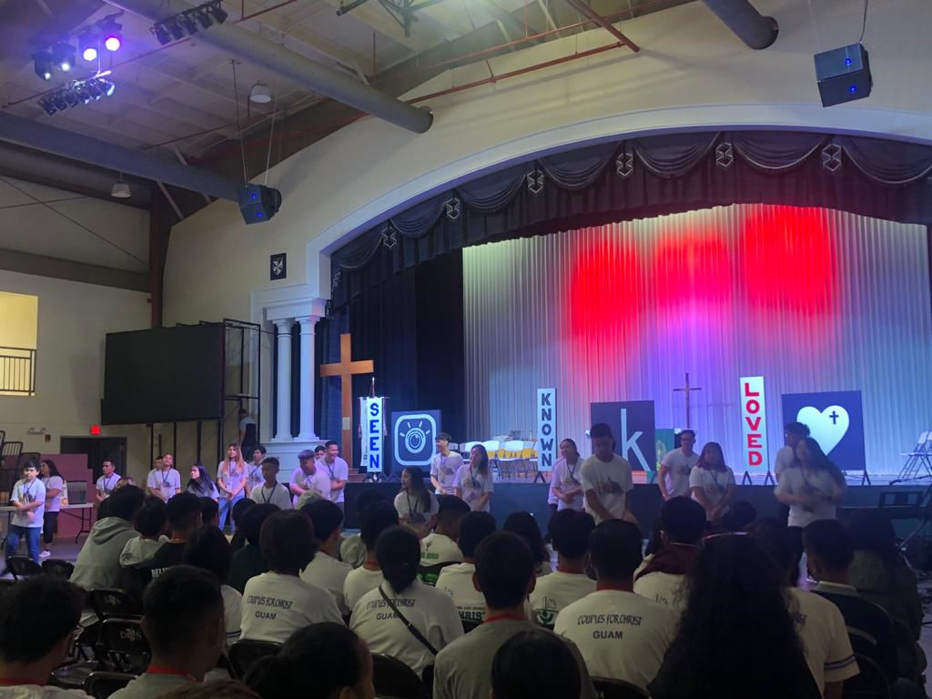 Guam's youth are 'Seen, Known, Loved'