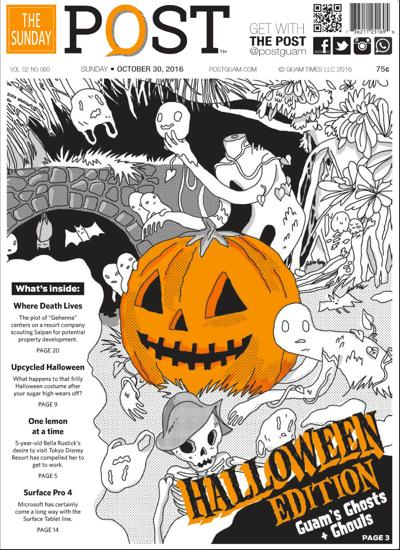Cover Art | Halloween Edition 2016