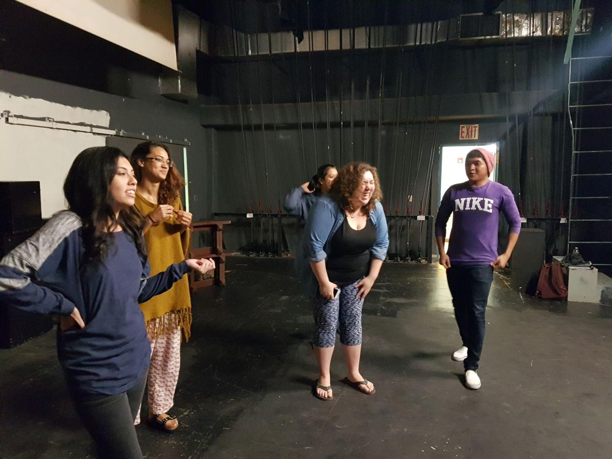 Directing students share triumphs of preparing for directorial debuts