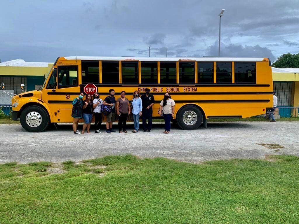 New PSS bus, successful summer program for Rota schools