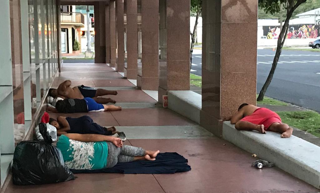 Homelessness on Guam