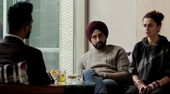 Bollywood film 'Manmarziyaan' to premiere on Guam on Friday