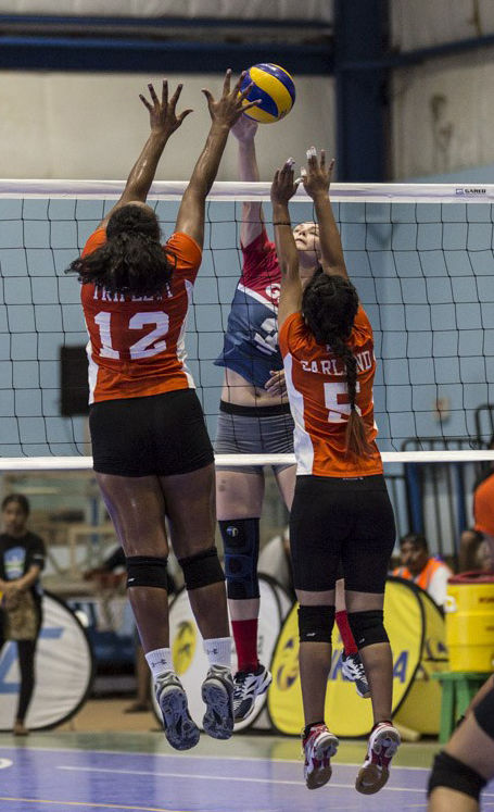 Guam women close Micro Games with gold