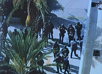 Suspected gunman, 16, dies in hospital