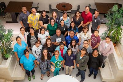 Caregivers train to become certified nursing assistants