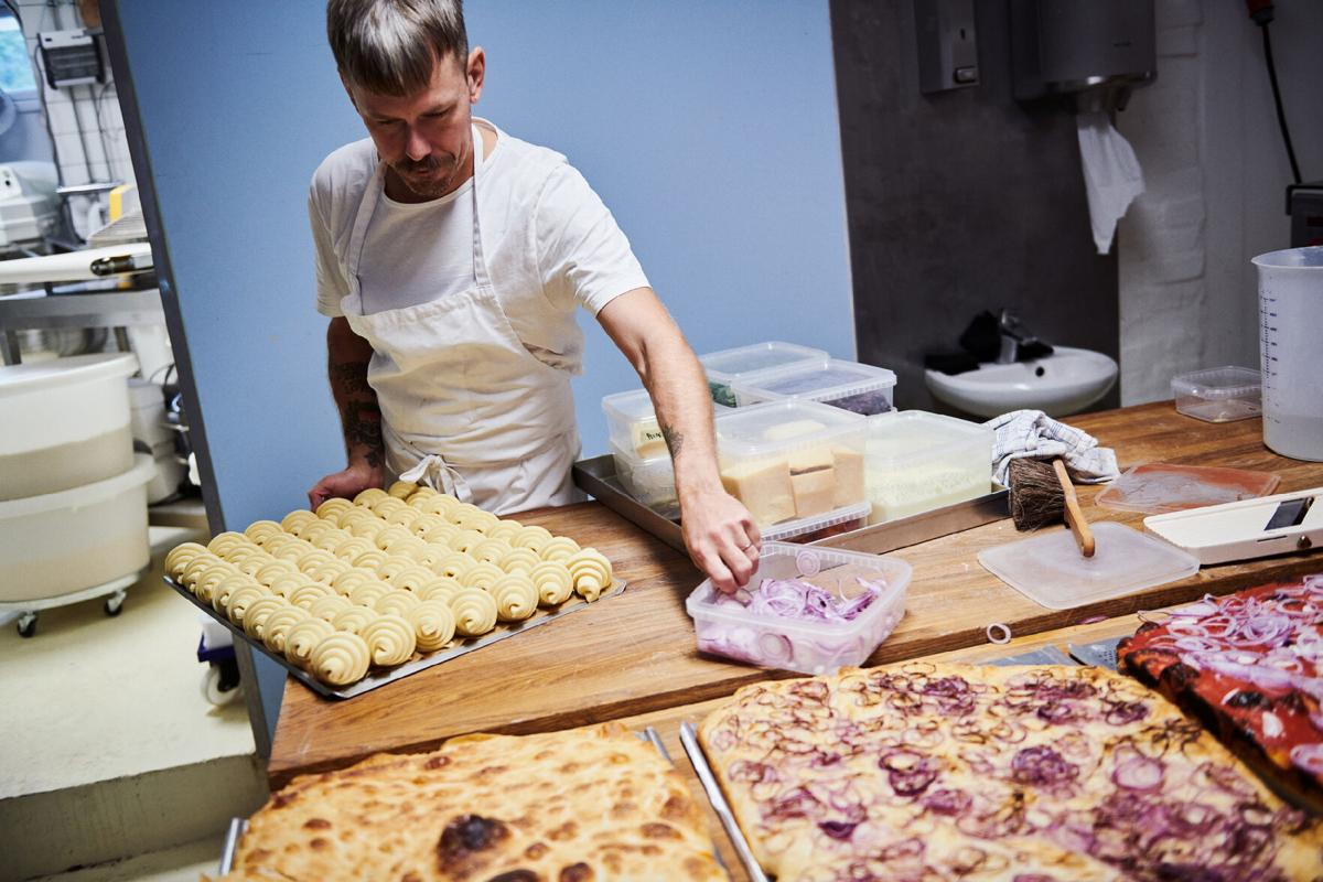 Copenhagen is in a bakery boom. Get on a bicycle and try these 7