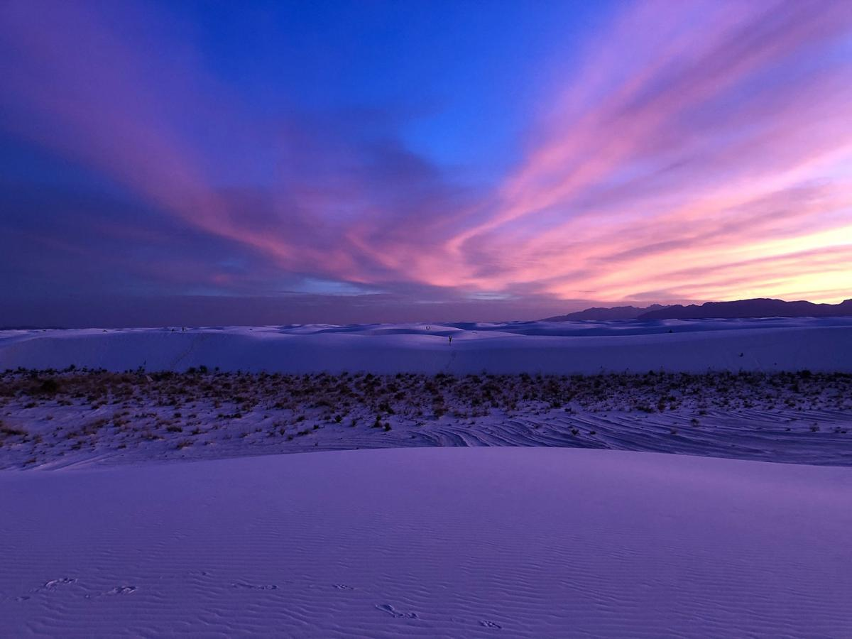 Get to know New Mexico's White Sands