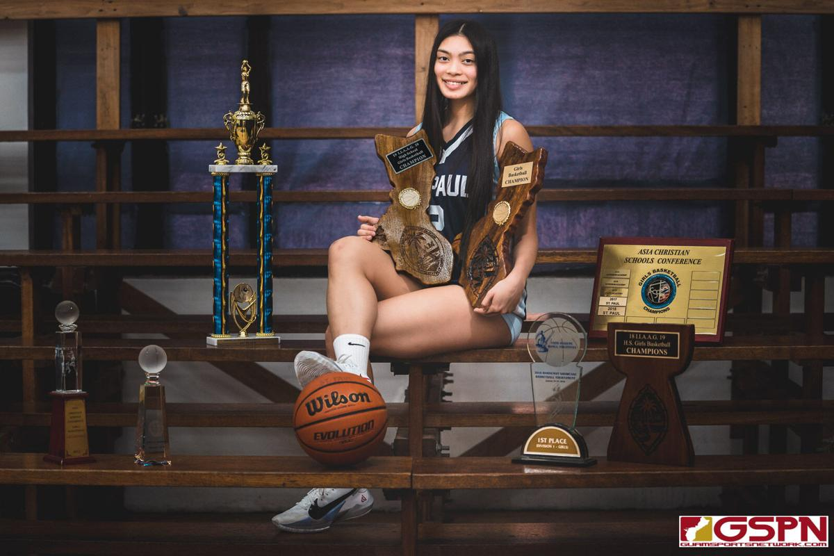 4-time basketball champion Janniliese Quintanilla never won MVP. How come?