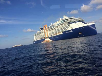 Cruises return to seas amid excitement, some hesitation