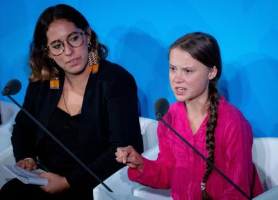 Teen climate activist Thunberg joins Charlotte youth strike