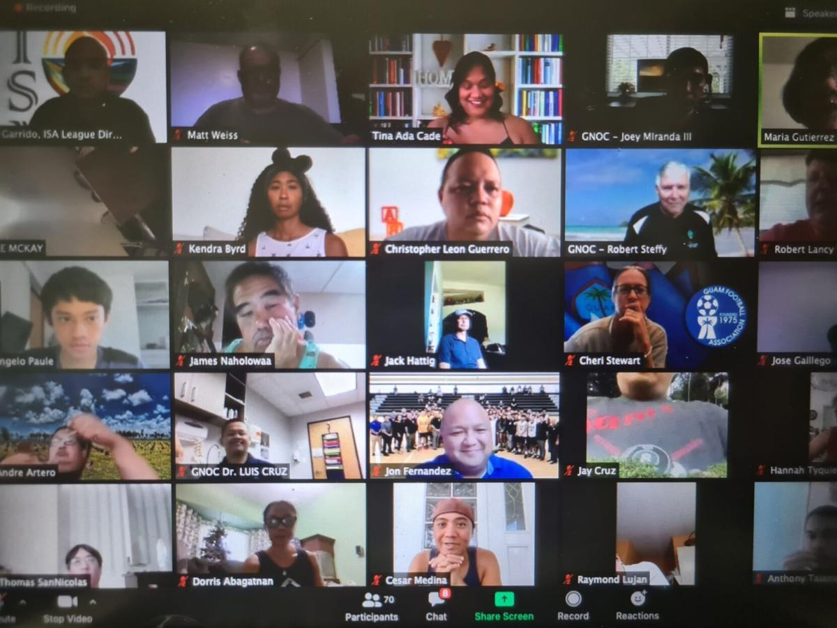 National Olympic Committee, Interscholastic Sports Association host 'Return to Sport' virtual meeting