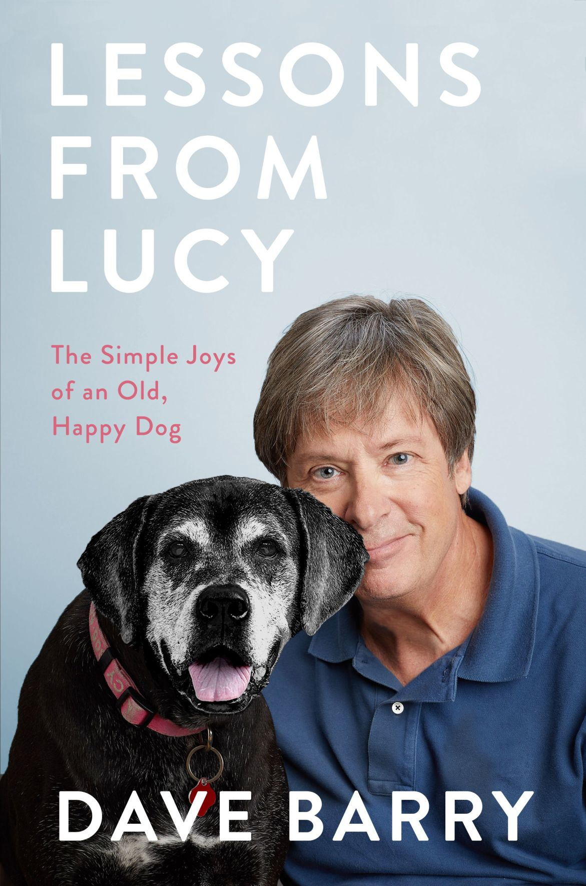 Barry's advice book shares new tricks from an old dog