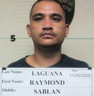 Raymond Sablan Laguana II