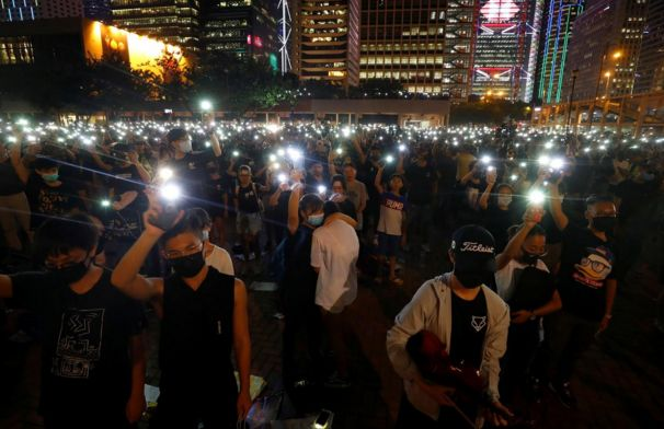 Protest fears stalk HK businesses; China threat looms 2