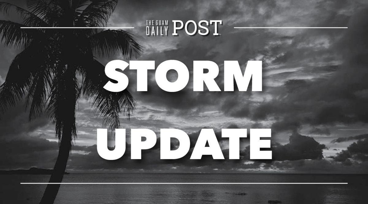 POST Storm Update