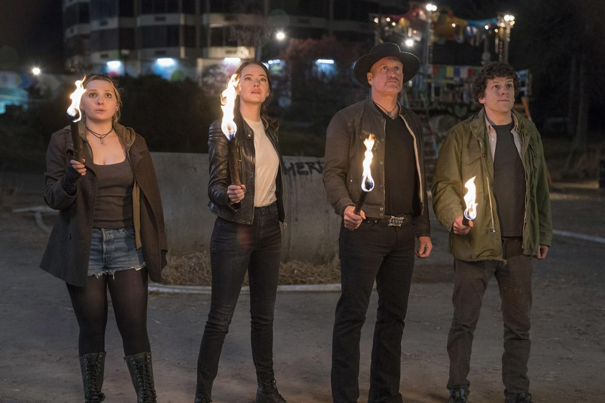 'Zombieland: Double Tap' repeats success