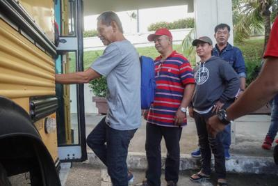 DHS bans entry of  Filipino H-2 workers