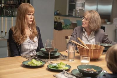 Streep adds zest to addictive 'Big Little Lies'