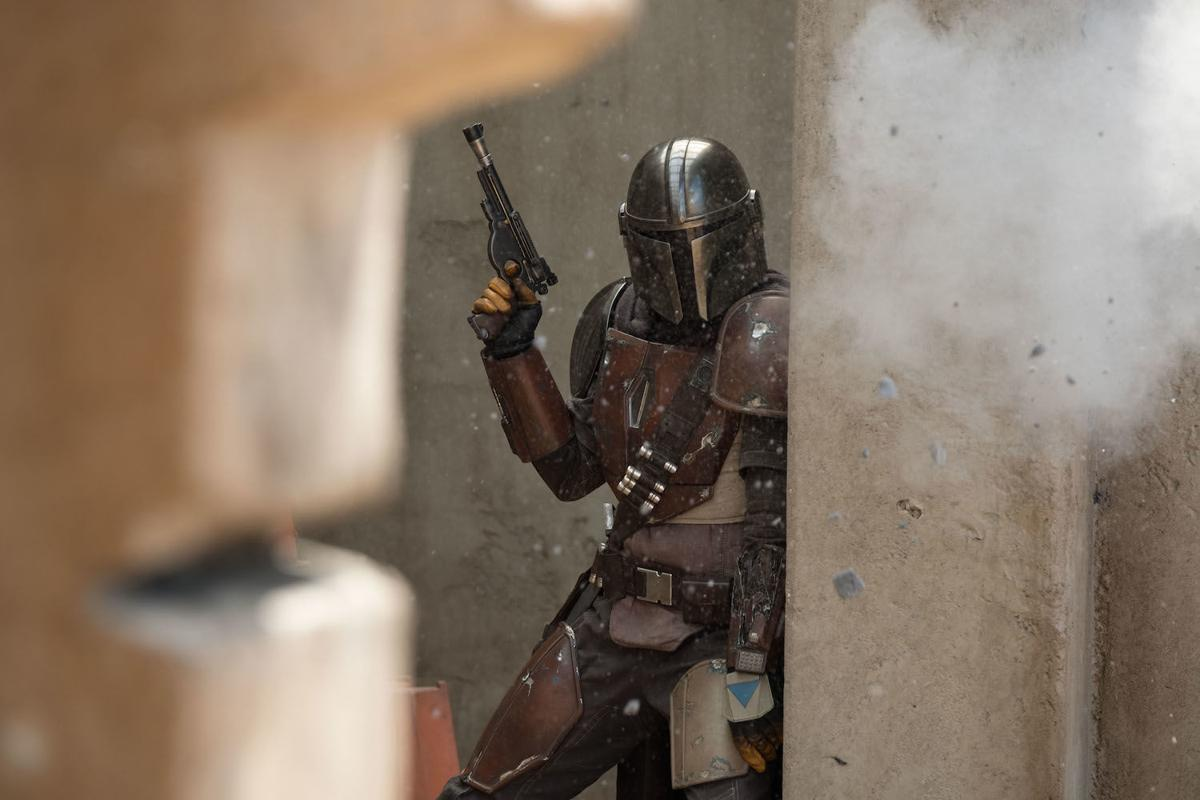'The Mandalorian': A bountiful debut
