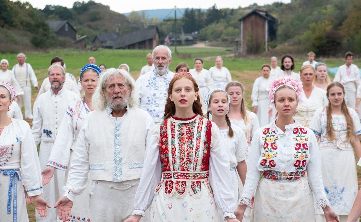 The horrifying 'Midsommar' is a breakup movie, according to director Ari Aster