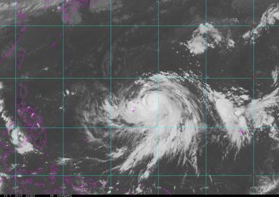 1PM - Typhoon Hagibis