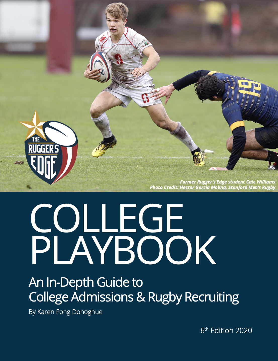 Rugby expert, author Karen Fong Donoghue can help Guam's student-athletes get into college