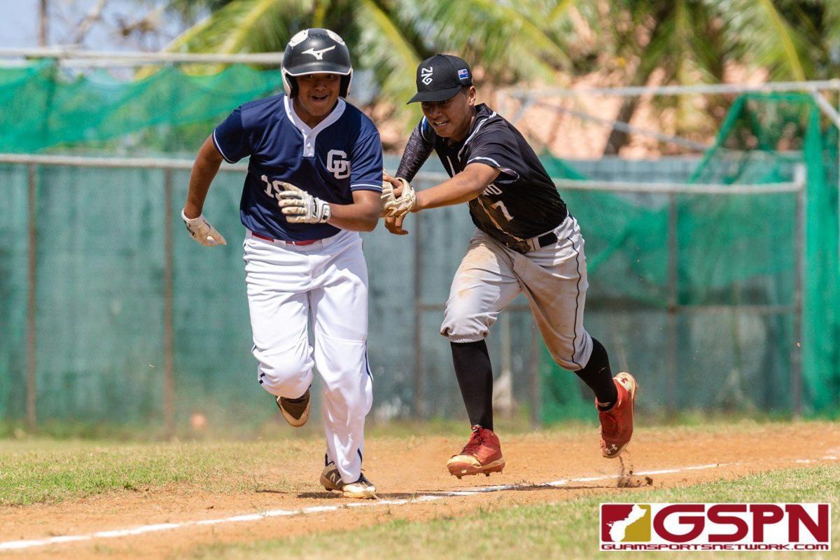 Hot bats fuel Guam's win over NZ