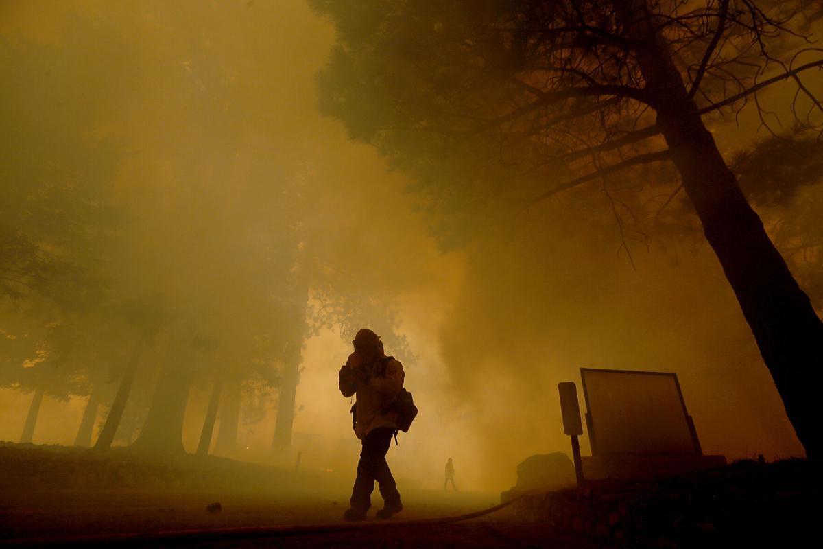 Blaze swells to 26K acres in California