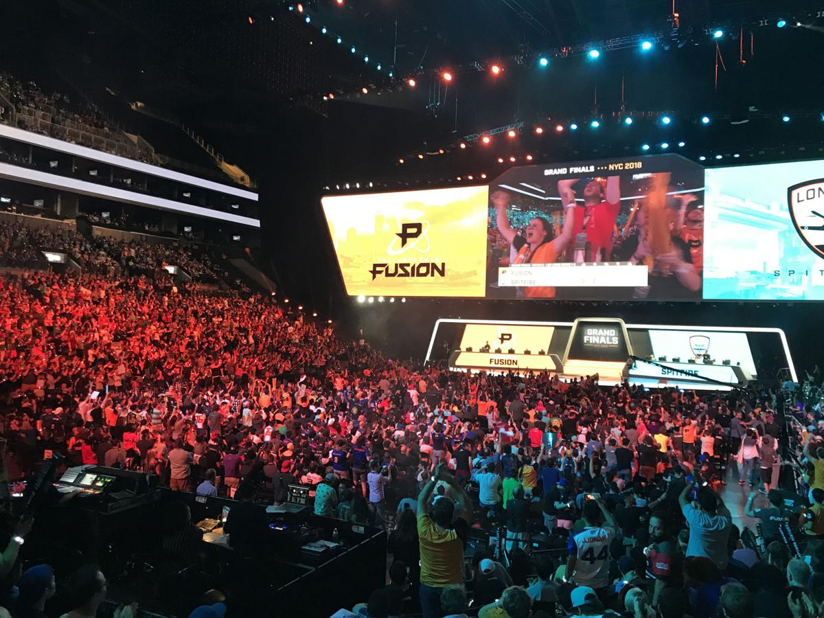 Esports might offer clue to helping US fight hackers