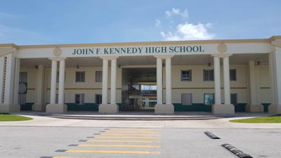 Police arrest two JFK students after school riot