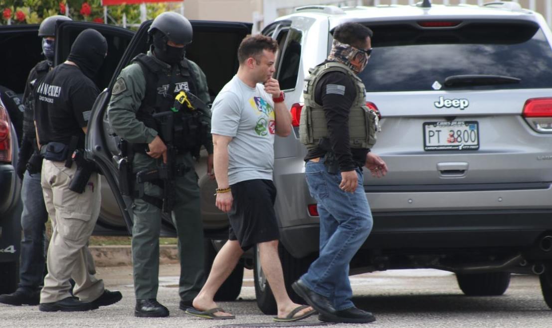 Former senior aide arrested   Guam News   postguam.com