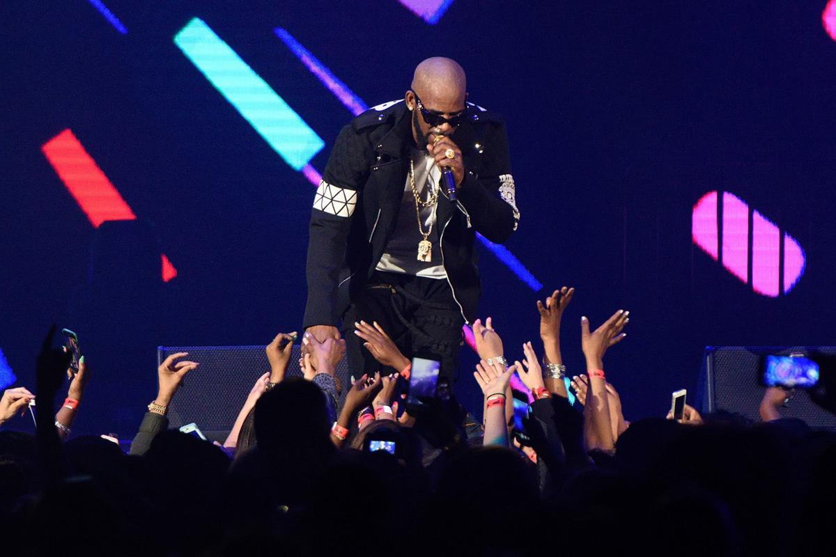 Grand jury convened in R. Kelly case