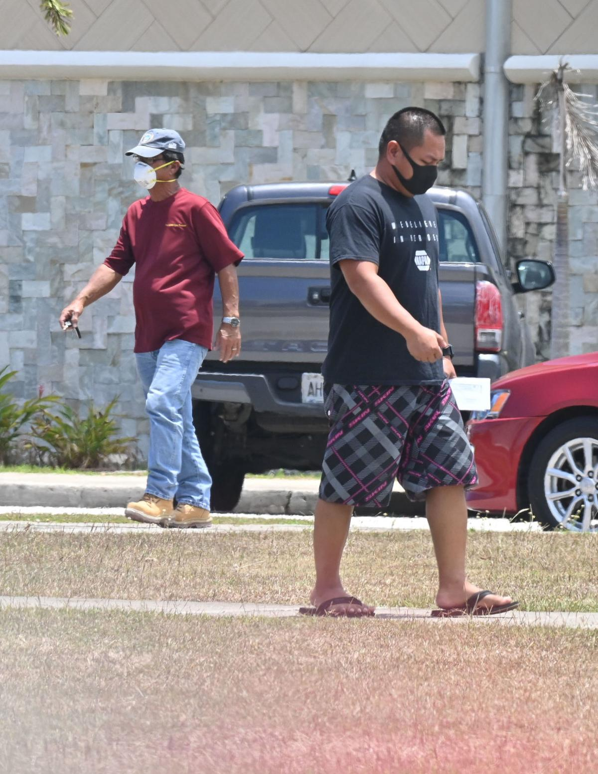 GovGuam aims to 'test every person'