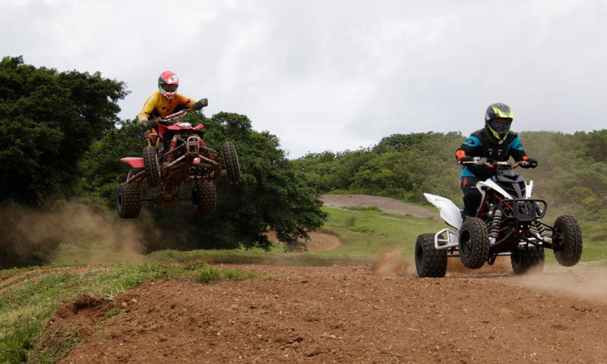 Monster motocross gains momentum