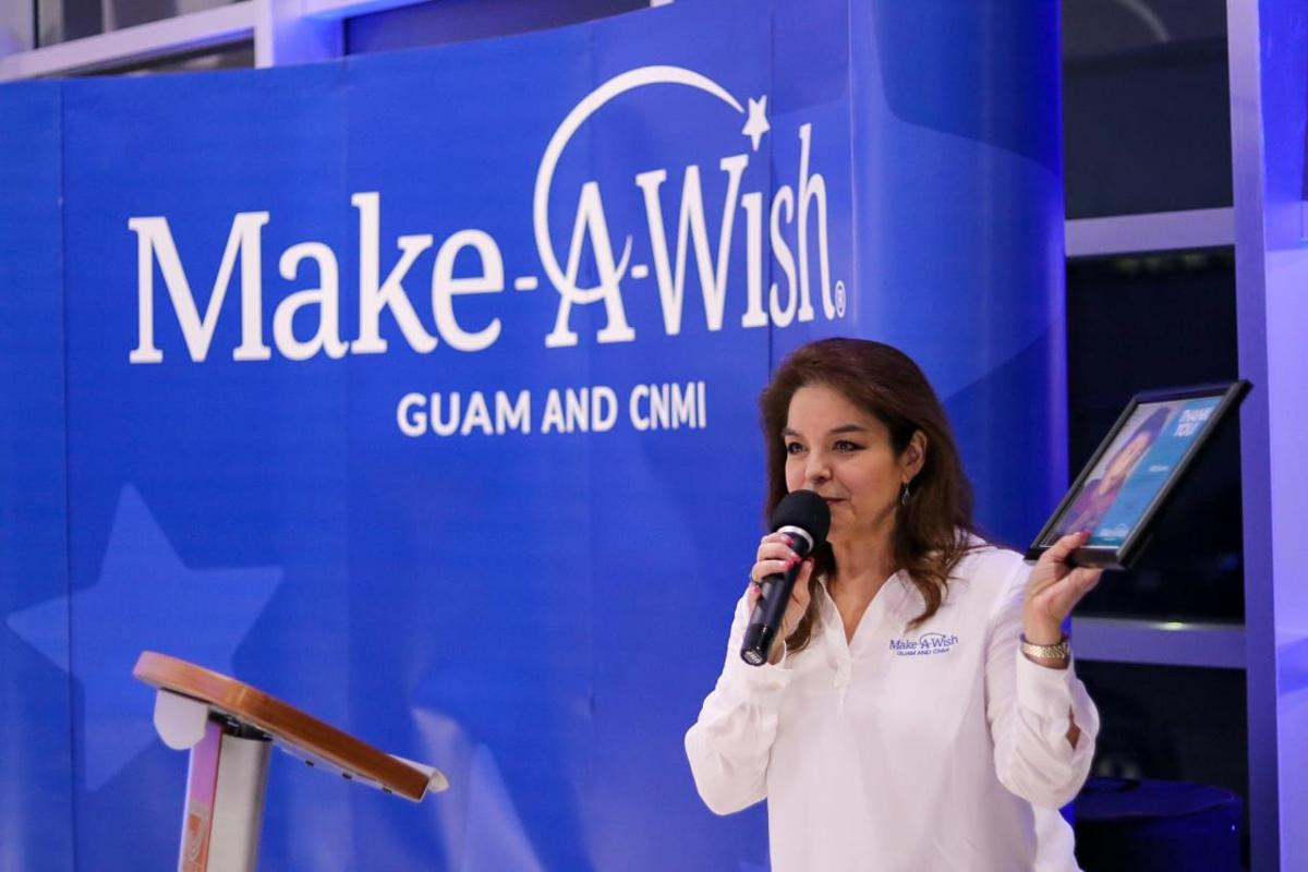 Make-A-Wish honors those who help make wishes come true