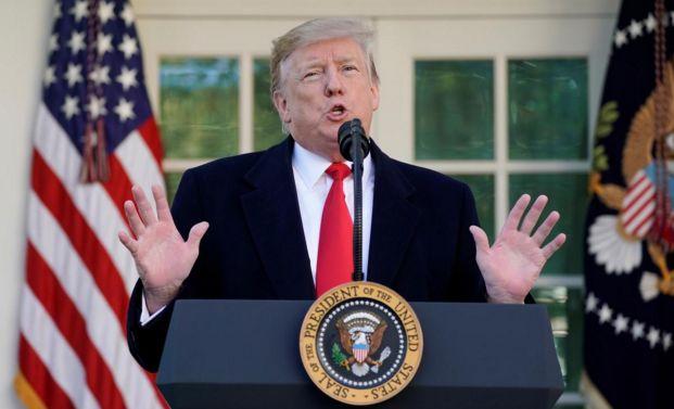 Through Whitaker, Trump declares war on House oversight