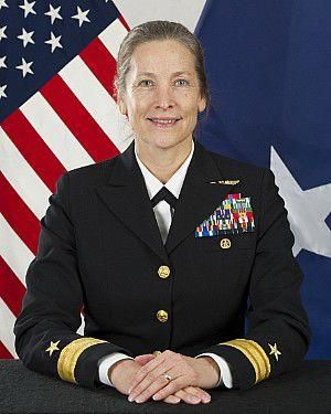 RDML Shoshana Chatfield