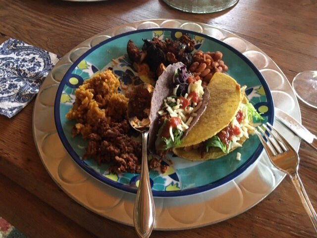 Sampling the flavors of the Southwest