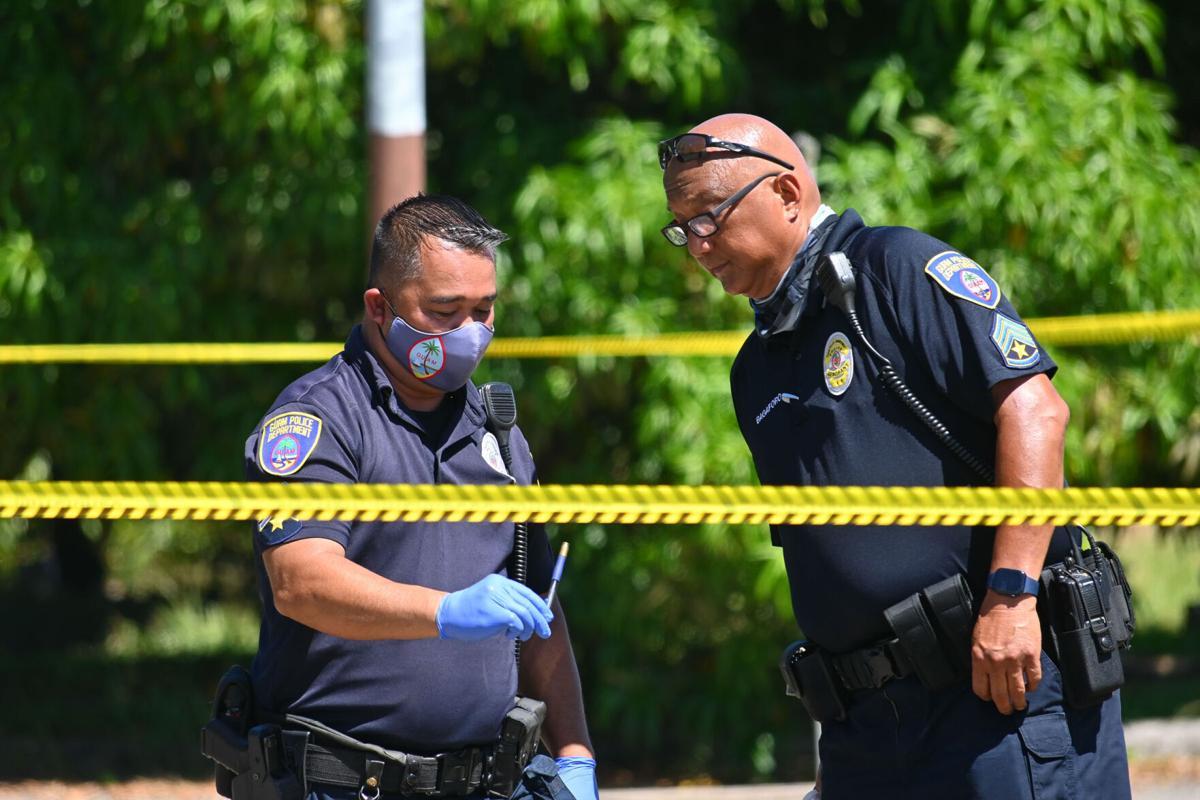 Police arrest alleged Merizo shooter Dino Cruz on suspicion of attempted murder
